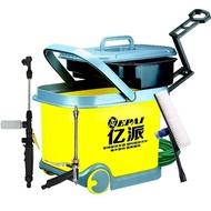 洗車機 洗車器洗車神器高壓家用車載電動便攜充電式12v刷車機泵水槍 MKS 第六空間