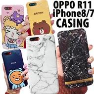 Cartoon bear cute case for iPhone 8 8 Plus iPhone 7 7 Plus 6 6s Plus casing OPPO R11 OPPO  R9S Plus