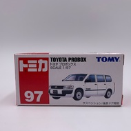 Tomica No.97 TOYOTA PROBOX 舊藍標