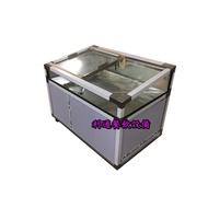 《利通餐飲設備》4尺 滷味展示冰箱 魯味展示冰箱 冷藏展示冰箱 海產展示台