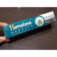 現貨即期品 印度Himalaya 喜馬拉雅天然草本牙膏 100g 本為贈品