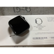 【二手】Apple Watch S4 44MM GPS 灰 已過保 使用正常