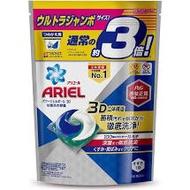 Ariel 日本進口三合一3D洗衣膠囊/洗衣球 52顆袋裝