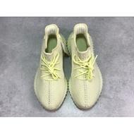 美國代購 椰子350 v2 奶油黃 adidas yeezy 350 V2 boost 跑步鞋 休閒鞋 黃油花生醬 活力