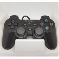 PS2原廠手把/送類比鈕保護套!PS2原廠搖桿PS2手把PS1手把PS2SONY PS2原廠手把震動手把振動手把(290元)