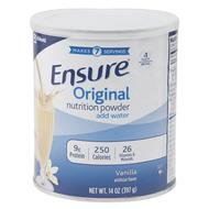 Ensure   Original Nutrition Powder Mỹ 397g