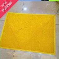 金色進門家用小清新地墊k金黃色腳踏墊門墊腳墊墊子地墊地毯新式現貨31023