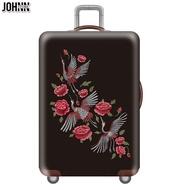 Johnn อุปกรณ์ป้องกันกระเป๋า 18-20-22-24-26-28-29-32 ช่องเก็บสัมภาระฝาครอบหนาสวมใส่กระเป๋าเดินทางกระเป๋าลากฝาครอบป้องกันฝาครอบกันฝุ่นยืดหยุ่น [คลังสินค้าพร้อม-คุณภาพสูง]