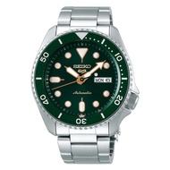 SEIKO精工 5號盾牌 機械錶 綠水鬼   43mm SRPD63K1【 Watch World-Store   】