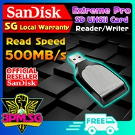 SanDisk Extreme PRO SD UHSII Card Reader/Writer (2Yrs Wty)