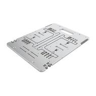 樂 Streacom BC1 Benchtable 1.1裸測平台 銀色