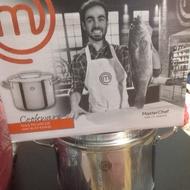 現貨‼️MasterChef廚神當道24公分雙柄萬用鍋(附蓋)7.8公升