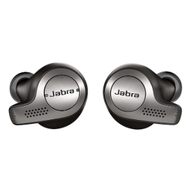 Jabra Elite 65t Earbuds – Alexa Enabled, True Wireless Earbuds with Charging Case, Titanium Black – Bluetooth Earbuds Engineered for the Best True Wireless Calls and Music Experience