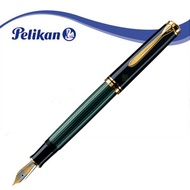 Pelikan 百利金 PL-M800 綠條紋鋼筆