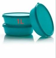 Tupperware ori. bowl 1pcs kapsitas 1liter