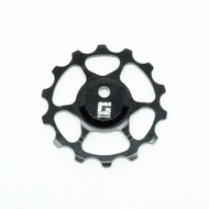 <湯姆貓> Gearoop 4.7mm 邊緣人公路車偏心導輪 14T & 16T (Shimano用)