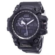 Casio G-Shock Mudmaster Triple Sensor 200M Men's Black Resin Strap Watch GWG-1000-1A1