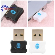 [IN STOCK] USB Bluetooth 5.0 Dongle Adapter Bluetooth Audio Receiver for Win 8 10