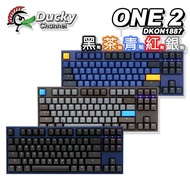 Ducky ONE 2 Horizon 地平線 Skyline 天際線 Midnight 午夜 87鍵 機械鍵盤