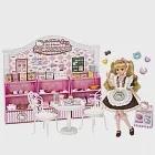 莉卡娃娃 莉卡Kitty粉紅甜點屋
