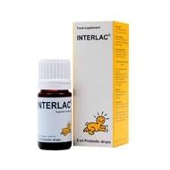 Biogaia Interlac Probiotic Oil Drops 5Ml 5Ml Interbiotic Probiotic Probiotics