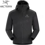 Arcteryx 始祖鳥 Atom AR Hoody 連帽化纖保暖外套/防潑水滑雪外套/登山 男 14648 黑色