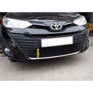 Front bumper Toyota Vios 2019-2020-2021 chrome plated