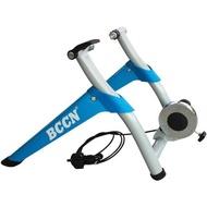 【小謙單車】全新BCCN八段式線控訓練台 / 單車練習台-適用26-28吋用(藍色)