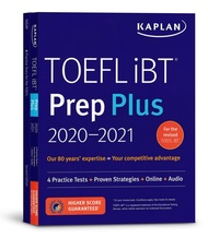 TOEFL PREP SET(2 BOOKS)