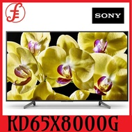 SONY KD65X8000G 65 IN ULTRA HD 4K ANDROID LED TV