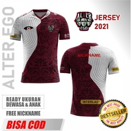 ◑Jersey Alter Ego 2021