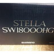 豪威釣具~SHIMANO STELLA SW 18000HG