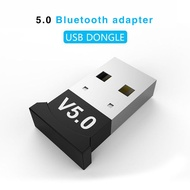 tamymy Bluetooth Adapter 5.0 USB Desktop Computer Free Drive Bluetooth Audio Receiver Dongle Music