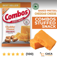 Combos Cheddar Cheese Stuffed Party Size