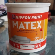Nippon Paint Matex / Wall Filler (Putty) 1 Kg