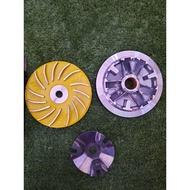 JVT PULLEY SET AEROX/NMAX