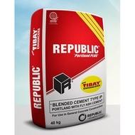Republic Cement PER SACK