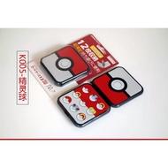 NS 任天堂switch卡盒 精靈寶可夢 遊戲盒 ns卡盒 卡帶盒 收納盒 卡匣盒 寶貝球 神奇寶貝