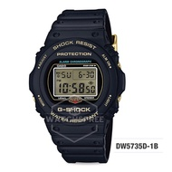 *APPLY SHOP COUPON* Casio G-SHOCK 35th Anniversary Gold Series Limited Edition DW5735D-1B.