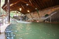 住宿 廬山溫泉雙人溫泉套房,可享受免費的溫泉游泳池泡湯設施、溫泉魚,鄰近清境農場、奧萬大、合歡山知名景點 台灣地區