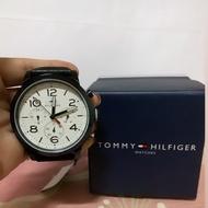 Tommy 全新三眼皮錶帶錶出清