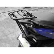 兩輪轎車の家 雷霆S 125 Racing S 150 後架 後箱架 箱架 後架 漢堡架 貨架 行李箱架 堅固萬分