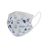 【現貨】哆啦A夢圓滾滾身影款 雙鋼印 兒童 醫療口罩 10入/盒 (台灣製 CNS14774)  光點藥局