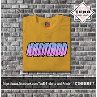 TRENDING KALMADO T-SHIRT PRINTS FOR MEN AND WOMEN - UNISEX
