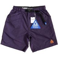 GERRY OUTDOORS 7620-22 Stretch Fabric Shorts 機能 短褲 (紫色) 化學原宿