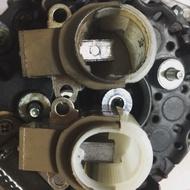 Lexus 原廠發電機碳刷組 完美修復