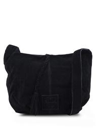 Superdry Hobo Style Crossbody Bag (Black)