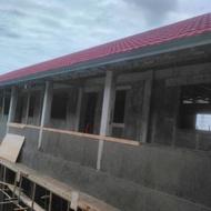 Kanopi atap spandek