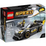 彰化♥愛積木  全新未拆  樂高  LEGO  75877  Mercedes-AMG GT3
