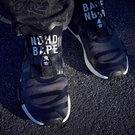 BAPE x Neighborhood x adidas NMD TS1